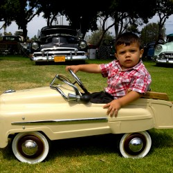 Greenspan's South Gate Classic Car Show '13