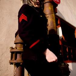 Sergeant Helton