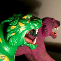 Battle Cat & Panthor