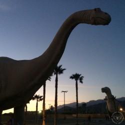 Sauropod Vs. Tyrannosaur