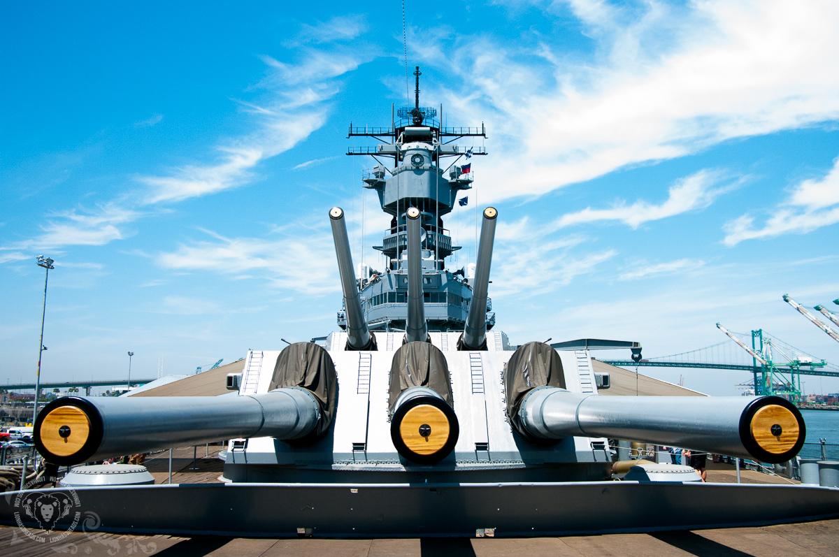 Iowa: Battleship of Presidents